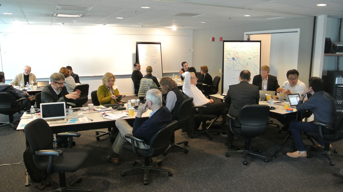 Design Research Organization Workshop