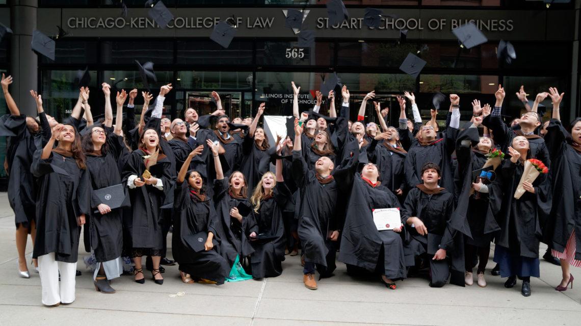 IIT Institute of Design Graduation 2018