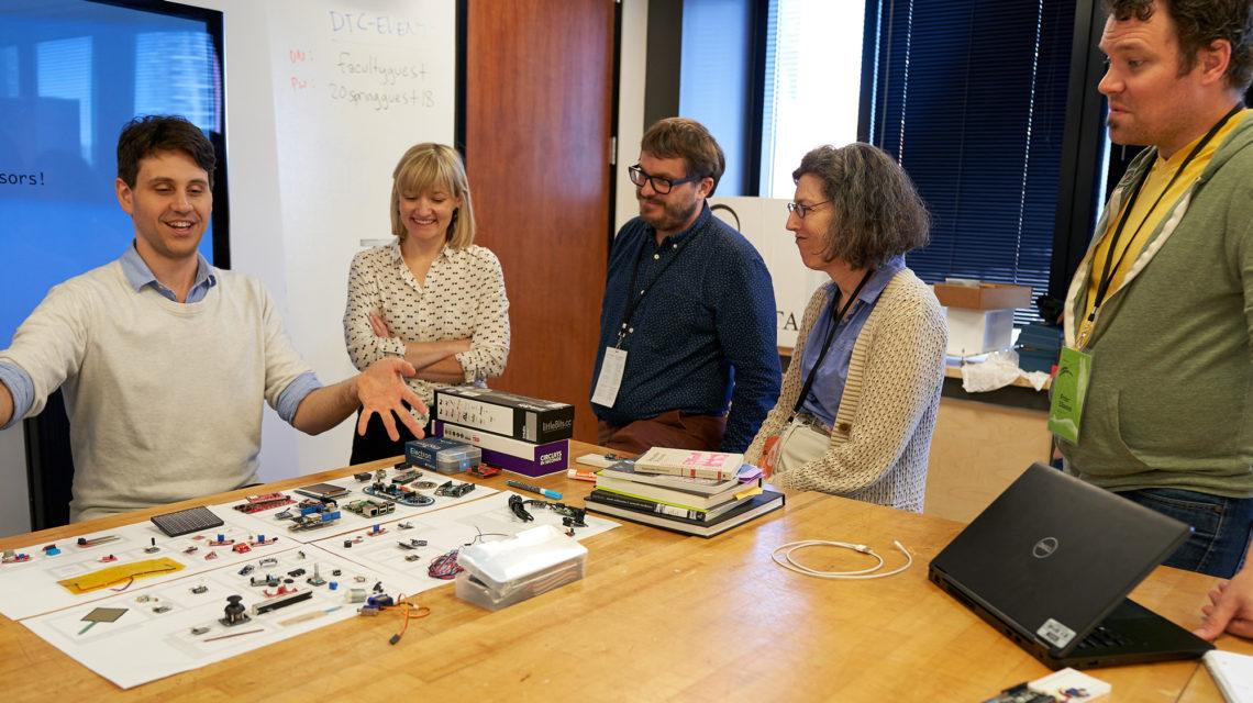 Design Intersections Sponsorship Workshop