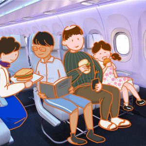 """Embracing cultural diversity means supporting the expression of identity in every aspect of life, including food preferences. A hybrid supply chain serves the entire spectrum of personal expression: lifestyle, culture, and religion. Lifestyle, culture, and religion all influence meal preferences among passengers. The flight serves three variations of burger patties that can address passenger needs: •Halal meat •Plant-based products •Products with high """"worker well-being"""" scores All burgers are served with vegetables that come from airport indoor vertical farming, with options for adding local cheese and various plant-based seasonings and sauces."""